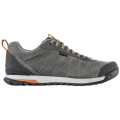 Charcoal - Oboz - Men's Bozeman Low Leather