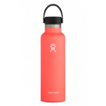 Hibiscus - Hydro Flask - 21 oz Standard Mouth