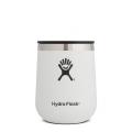 White - Hydro Flask - 10 oz Skyline Wine Tumbler