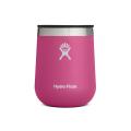 Carnation - Hydro Flask - 10 oz Skyline Wine Tumbler