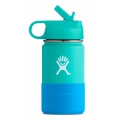 Mint - Hydro Flask - 12 oz Kids Wide Mouth