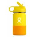 Lemon - Hydro Flask - 12 oz Kids Wide Mouth