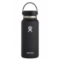 Black - Hydro Flask - 32 Oz Wide Mouth