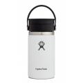 White - Hydro Flask - 12 Oz Wide Flex Sip Lid