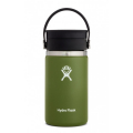 Olive - Hydro Flask - 12 Oz Wide Flex Sip Lid