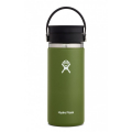 Olive - Hydro Flask - 16 oz Coffee Wide Mouth w Flex Sip Lid