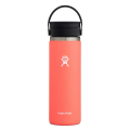 Hibiscus - Hydro Flask - 20 oz Coffee Wide Mouth w Flex Sip Lid