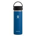 Cobalt - Hydro Flask - 20 oz Coffee Wide Mouth w Flex Sip Lid