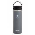 Stone - Hydro Flask - 20 oz Coffee Wide Mouth w Flex Sip Lid