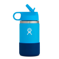 Pacific / Cobalt - Hydro Flask - 12 oz Kids Wide Mouth