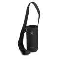 Black - Hydro Flask - Packable Bottle Sling Small