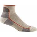Oatmeal - Darn Tough - Men's Hiker 1/4 Sock Cushion