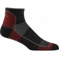 Team DTV - Darn Tough - Men's Merino Wool 1/4 Sock Ultra-Light