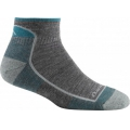 Slate - Darn Tough - Women's Hiker 1/4 Sock Cushion