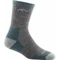 Slate - Darn Tough - Women's Hiker Micro Crew Sock Cushion