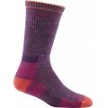 Plum Heather - Darn Tough - Women's Merino Wool Boot Sock Cushion
