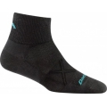 Black - Darn Tough - Women's Vertex W's 1/4 Ultra-Light