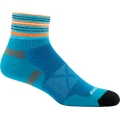 Teal - Darn Tough - Men's Vertex 1/4 UL Cushion