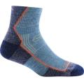 Denim  - Darn Tough - Women's Hiker 1/4 Sock Cushion