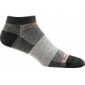 Charcoal - Darn Tough - Men's Merino Wool No Show Ultra-Light