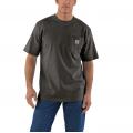 Peat - Carhartt - Men's Workwear Pkt SS TShrt MW Jersey Org Fit