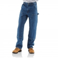 Darkstone - Carhartt - M Loose Fit Dbl Front Washed Logger