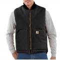 Black - Carhartt - M Duck Vest
