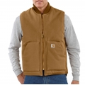 Carhartt Brown - Carhartt - M Duck Vest