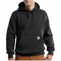 Black - Carhartt - M RD Paxton HW Hooded Sweatshirt
