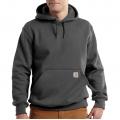 Carbon Heather - Carhartt - M RD Paxton HW Hooded Sweatshirt