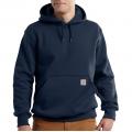 New Navy - Carhartt - M RD Paxton HW Hooded Sweatshirt