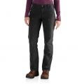 Black - Carhartt - W Original Fit Crawford Double-Front Pant