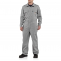 Gray - Carhartt - M FR Traditional Twill Coverall