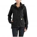 Black - Carhartt - Women's Storm Defender Shoreline Jacket