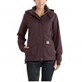 Deep Wine - Carhartt - Women's Storm Defender Shoreline Jacket