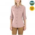 Rose Smoke - Carhartt - Women's Rugged Flex Bozeman Shirt
