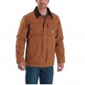 Carhartt Brown - Carhartt - M Full Swing Traditional Coat