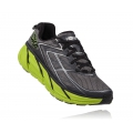 Blue Graphite / Bright Green - HOKA ONE ONE - Men's Clifton 3