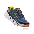 Blue / Red Orange - HOKA ONE ONE - Men's Clifton 3