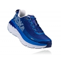 Blueprint / White - HOKA ONE ONE - Men's Bondi 5