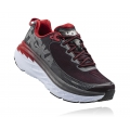 Black / Formula One - HOKA ONE ONE - Men's Bondi 5 Wide