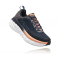 Mood Indigo / Dusty Pink - HOKA ONE ONE - Women's Bondi 6