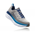 Vapor Blue / Frost Gray - HOKA ONE ONE - Men's Bondi 6