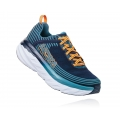 Black Iris / Storm Blue - HOKA ONE ONE - Men's Bondi 6