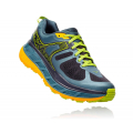 Mallard Green / Gold Fusion - HOKA ONE ONE - Men's Stinson Atr 5