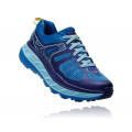 Seaport / Aqua Haze - HOKA ONE ONE - Women's Stinson Atr 5