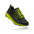 Ebony / Black - HOKA ONE ONE - Men's Challenger Atr 5