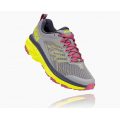 Frost Gray / Evening Primrose - HOKA ONE ONE - Women's Challenger Atr 5