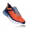 Nasturtium / Patriot Blue - HOKA ONE ONE - Men's Arahi 3