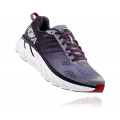 Gull / Obsidian - HOKA ONE ONE - Men's Clifton 6